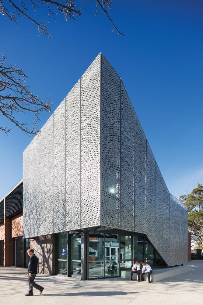 Mentone Grammar School, Keith Jones Learning Centre — Hayball
